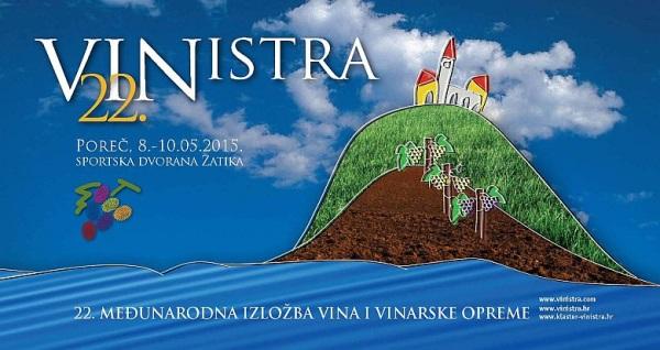 Od 8. do 10. svibnja u dvorani Žatika odvijat će se 22. Vinistra